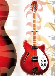 Vintage Art Guitar - Rickenbacker 360/12 (1969)