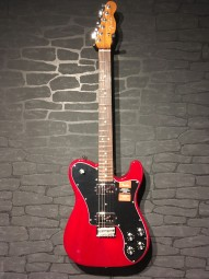 Fender LTD Mahagoni American Professional Tele DLX HH Shaw 2017 RW CR w/c