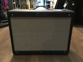 Fender HR DLX IV BLK Combo, 40 Watt, Haube