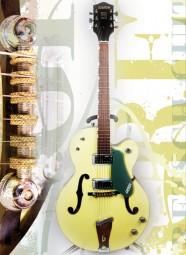 Vintage Art Guitar - Gretsch Double Anniversary (1968)