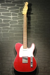Fender Custom Shop 60's Tele Custom, Candy Apple Red