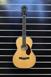 Fender PM-2 Deluxe Parlour NAT, w/c