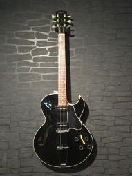Gibson ES-135, P-90, Black, Bj. 96 no Case!