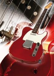 Vintage Art Guitar - Fender Telecaster (1965)
