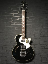Cort Sunset I, Black, Bigsby, TV Jones Pickups