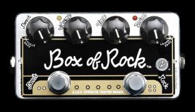 Z-Vex Box of Rock Vexter
