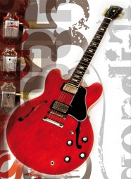 Vintage Art Guitar - Gibson ES-335 TD (1962)