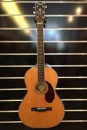 Fender PM-2 Standard Parlour NAT, w/c