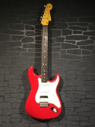 Fender Custom Shop 65 Stratocaster HSS J.-Relic, Seminole Red, w/c