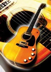 Vintage Art Guitar - Martin D-28E (1959)