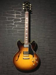 Gibson 1963 ES 335 Reissue, Sunburst, Block Inlays, VOS, w/c