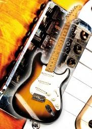 Vintage Art Guitar - Fender Stratocaster (1957)