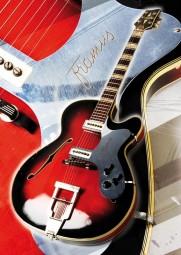 Vintage Art Guitar - Framus Billy Lorento