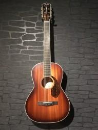 Fender PM-2E LTD ACB All Mahagony Parlour, w/c