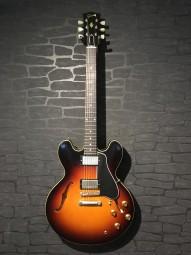 Gibson 1958 ES 335 TD Reissue, vsb, VOS, w/c