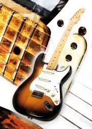 Vintage Art Guitar - Fender Stratocaster Hardtail (1957)