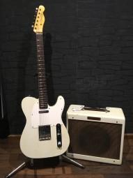 Fender CS 1959 Telecaster NAMM LTD Set OWT (inkl. Champ Jrn Relic Amp)