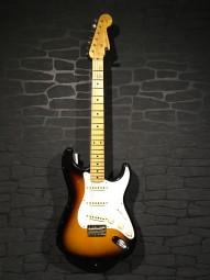 Fender Custom Shop '55 Strat Journeyman Relic 2tsb, Non Trem. w/c