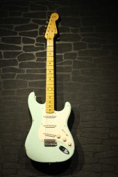 Fender Custom Shop 1955 Stratocaster, Relic,w/c