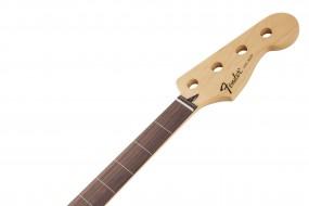 Fender Standard Jazz Bass® Neck, frettless, rosewood fingerboard