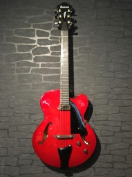 Ibanez AFC-151 SRR Sunrise Red, Koffer