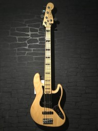 Fender Am.Elite J-Bass V Ash ohc
