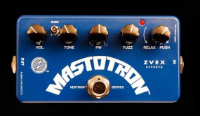 Z-Vex Mastotron Fuzz