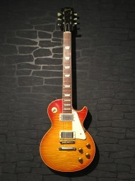 Gibson CS 59 Les Paul Reissue R9, Bj.00, Player aged, ohc