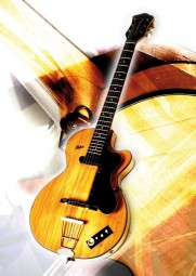 Vintage Art Guitar - Hofner Club 40 (1959)