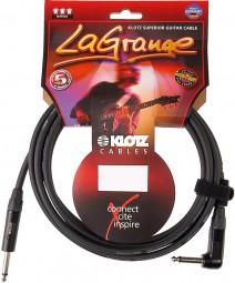 Klotz La Grange Gitarrenkabel 3m, Gerade - Gewinkelt