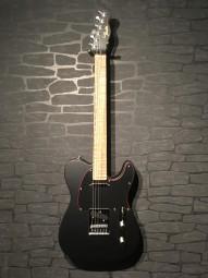 Fender Mexico Special Edition Tele Noir PF