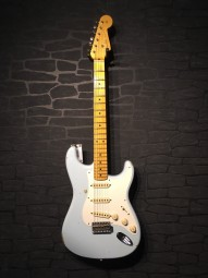 Fender Custom Shop LTD 1956 Stratocaster, Relic, Faded Sonic Blue w/c