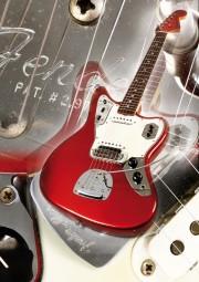 Vintage Art Guitar - Fender Jaguar (1965) KOPIE