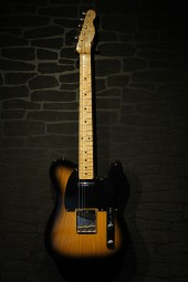 Fender Custom Shop 50s Telecaster, 2tsb, Bj.96, w/c
