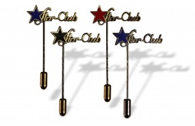 "Anstecknadel ""Star-Club"""