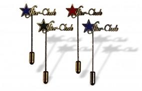 "Anstecknadel ""Star-Club"""