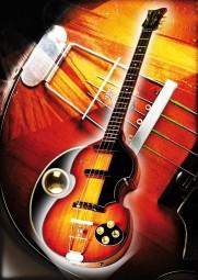 Vintage Art Guitar - Höfner 500/1 Bass (1955)