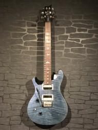 PRS SE Custom 24 Lefthand, Whale Blue, Bag