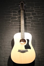 Taylor 150e Dreadnought, 12-String, Bag