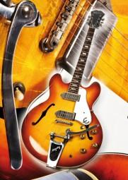 Vintage Art Guitar - Epiphone Casino E 230 TD (1965)