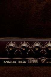 Ibanez AD-100 analog delay