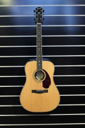 Fender PM-1 Deluxe Dreadnought NAT, w/c