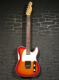 Fender Am. Elite Tele, rw, acb, w/c
