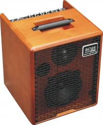ACUS One 5TW Akustik-Amp, 50 Watt, Wood