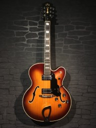 Guild X-175 Manhattan Sunburst Bj. 77, USA ohc