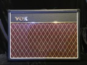 VoxAC15C1X Vollröhre, Blue Bulldog,