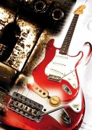 Vintage Art Guitar - Fender Stratocaster (1963)