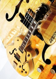 Vintage Art Guitar - Gretsch Country Club