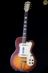 Silvertone ThinTwin 1381L 1952-58