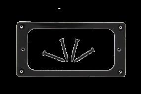 TV Jones EM1 Gibson-Style Rahmen & Schrauben